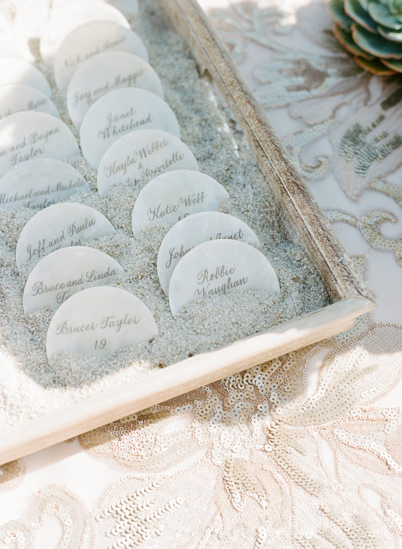 Beautiful Ideas for a Beach-Theme Wedding - Sunset Magazine