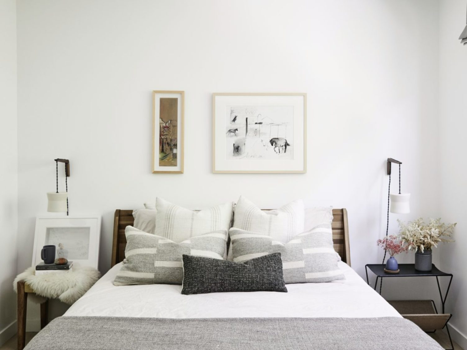 Pacific Palisades Guest Room