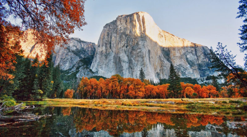 10 Best National Park Adventures in the Fall