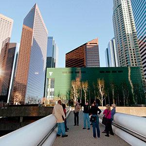 Los Angeles Conservancy Modern Skyline Walking Tour