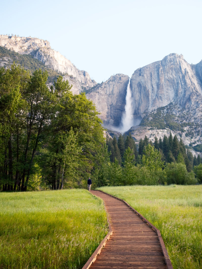 One perfect day in Yosemite