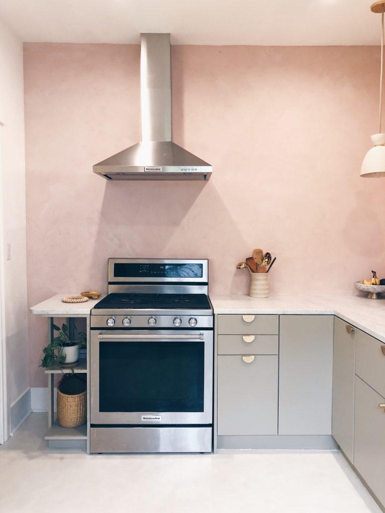 Alison Wu Kitchen Stove