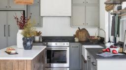 Lake Arrowhead Kitchen