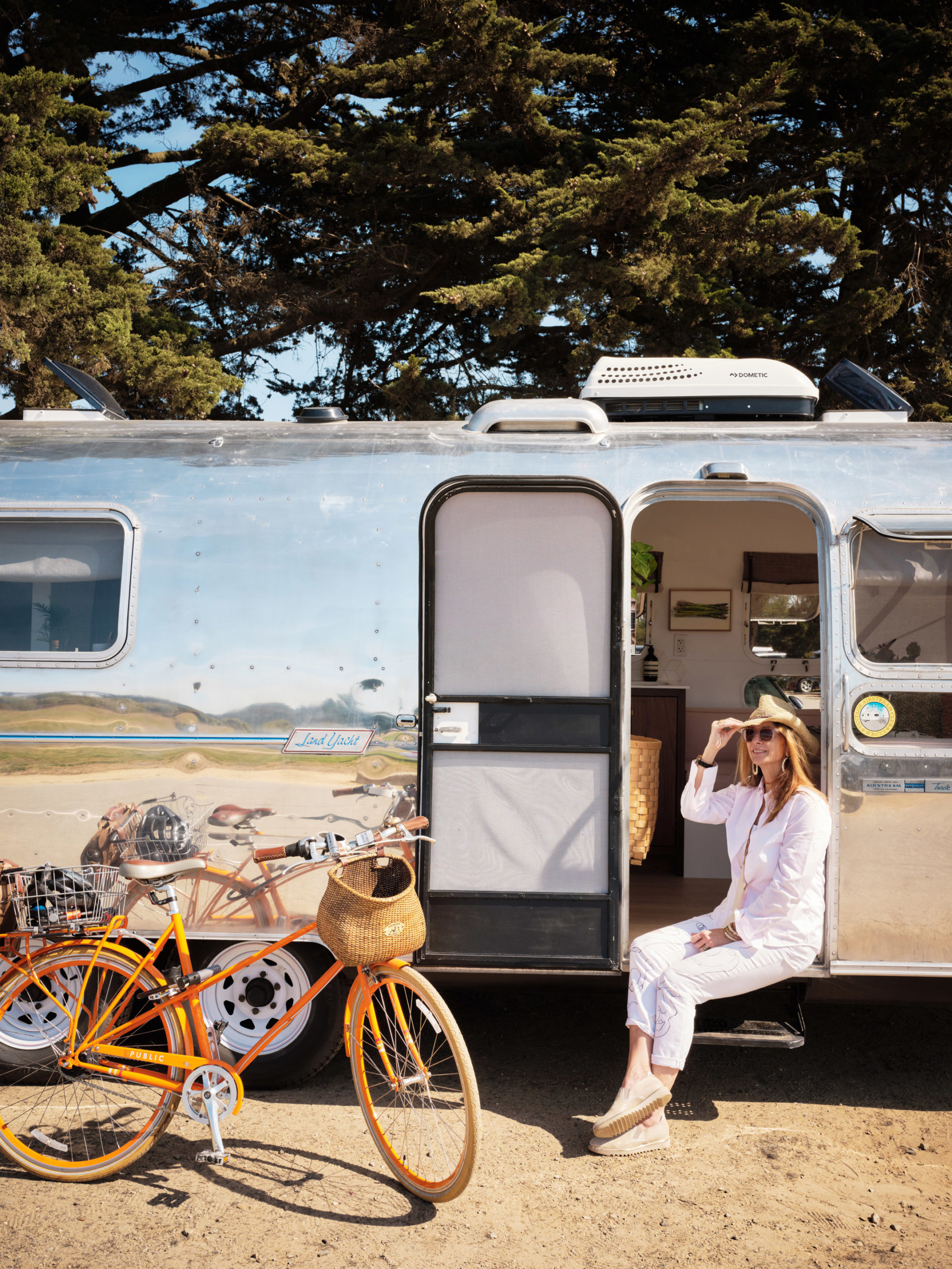 Remodeled Airstream