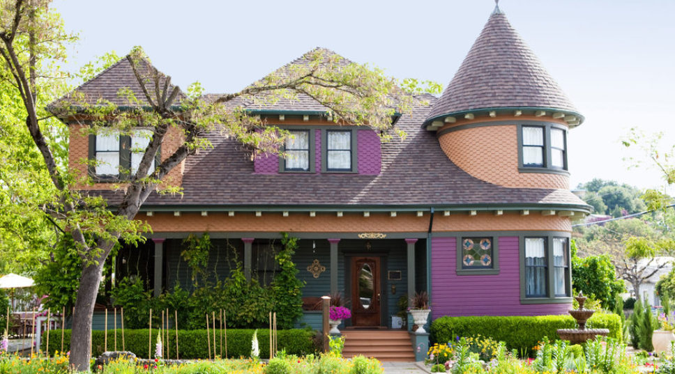 Queen Anne Victorian Houses Are the Classic Haunted House Prototype. Ever Wonder Why?