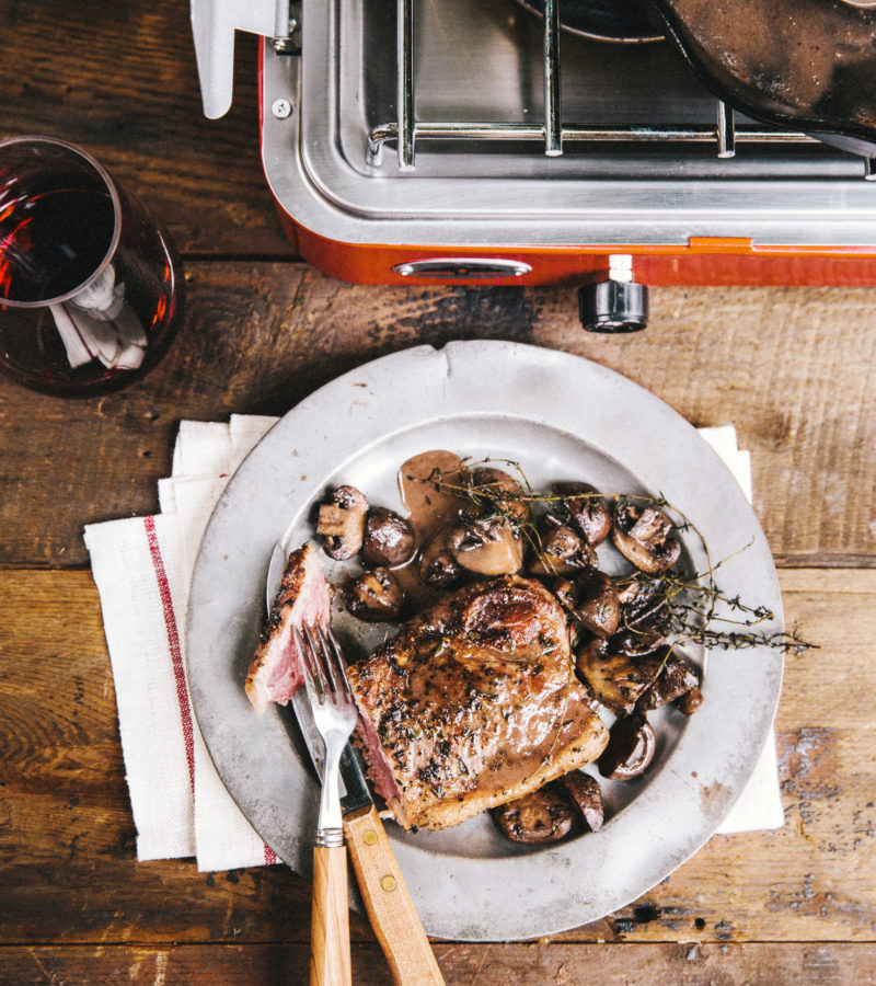 Delicious Camping Dinners