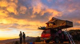 Rooftop tent: Tepui Autana XL