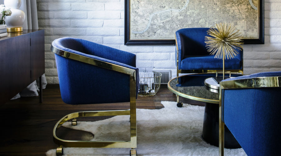 Accent Chairs For Living Room Sunset Magazine