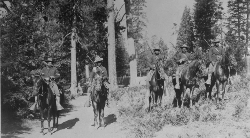 How the Buffalo Soldiers Became America's First National Park Rangers