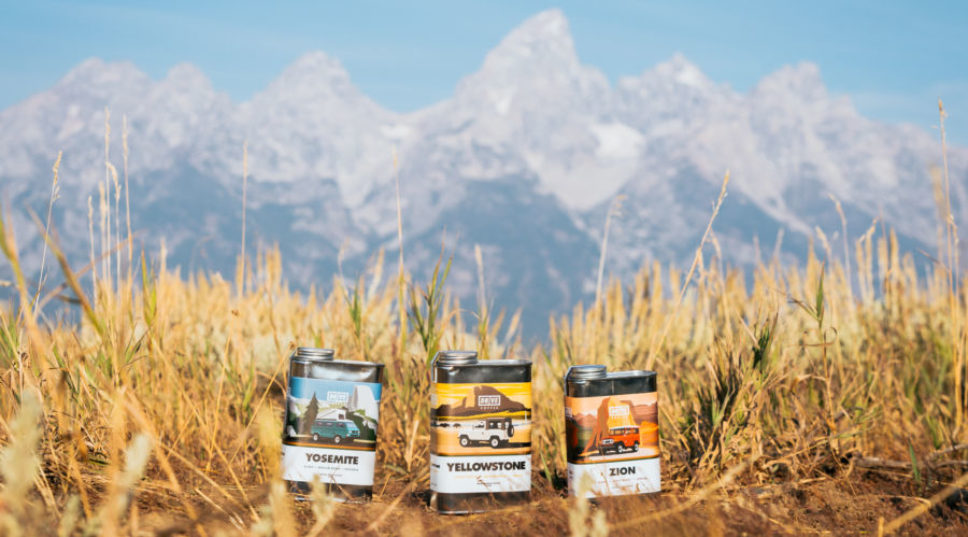 You Love Coffee. And National Parks. Guess What We've Got for You?