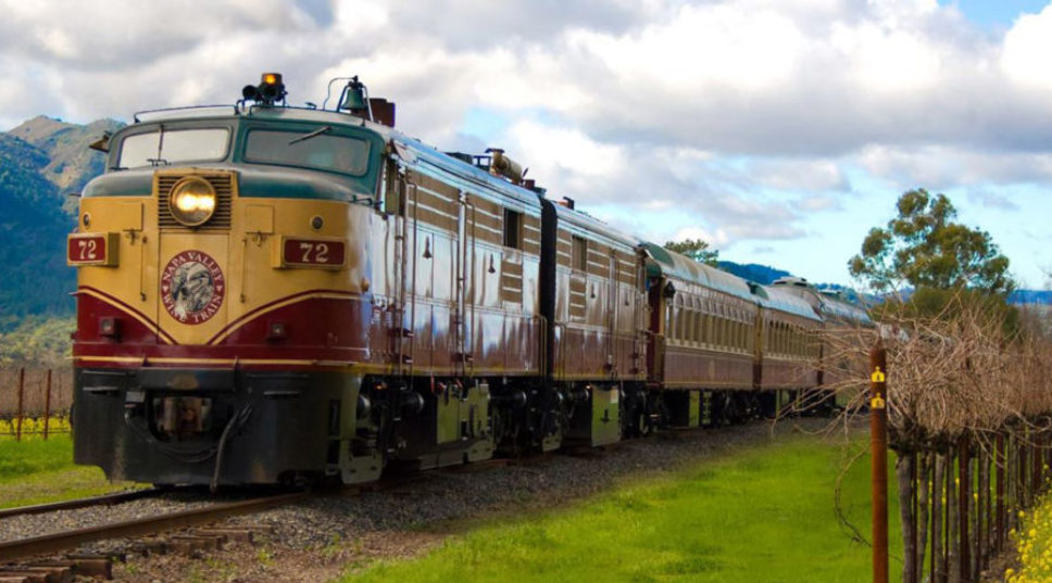 We Are Happy to Announce the Reopening of the Napa Valley Wine Train, Plus Their Plans to Give Back to The Community