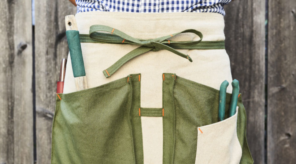 The New Sunset Garden Apron Is a Work of Functional, Sustainable Beauty
