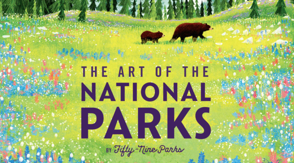 Bring the Magic of National Parks to Your Living Room with This New Art Collection