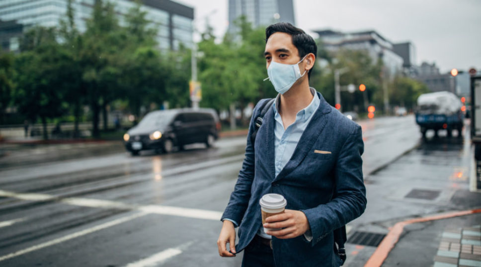 It's Flu Season—Here Are Five Masks We Would Actually Wear