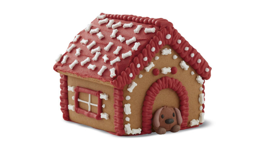 Gingerbread Dog House