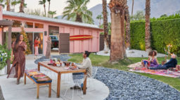 Palm Springs Outdoor Rooms