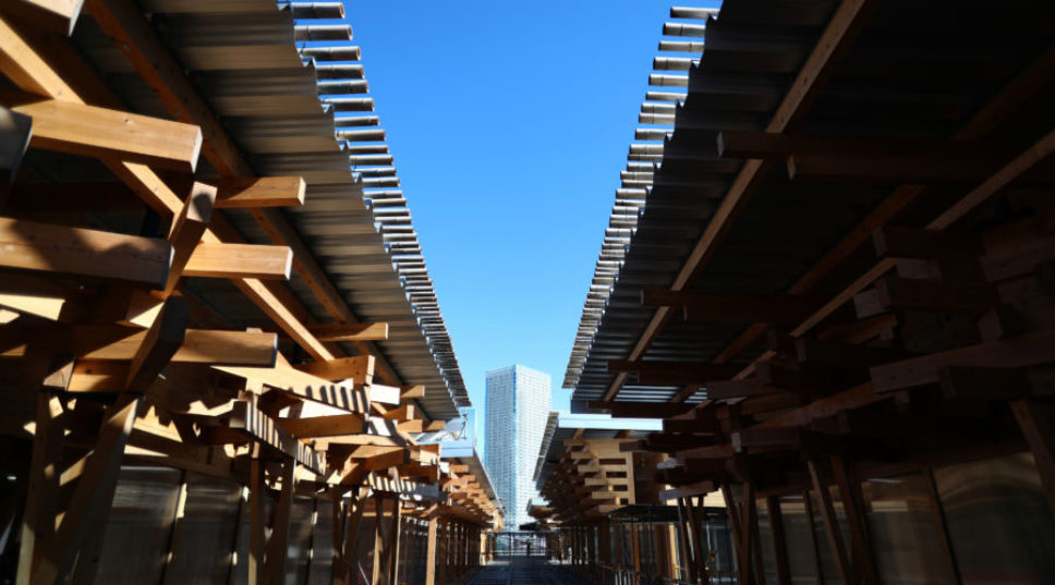 Japan Used Sustainable Timber to Build for the Olympics. Here's How to Incorporate it into Your Own Home