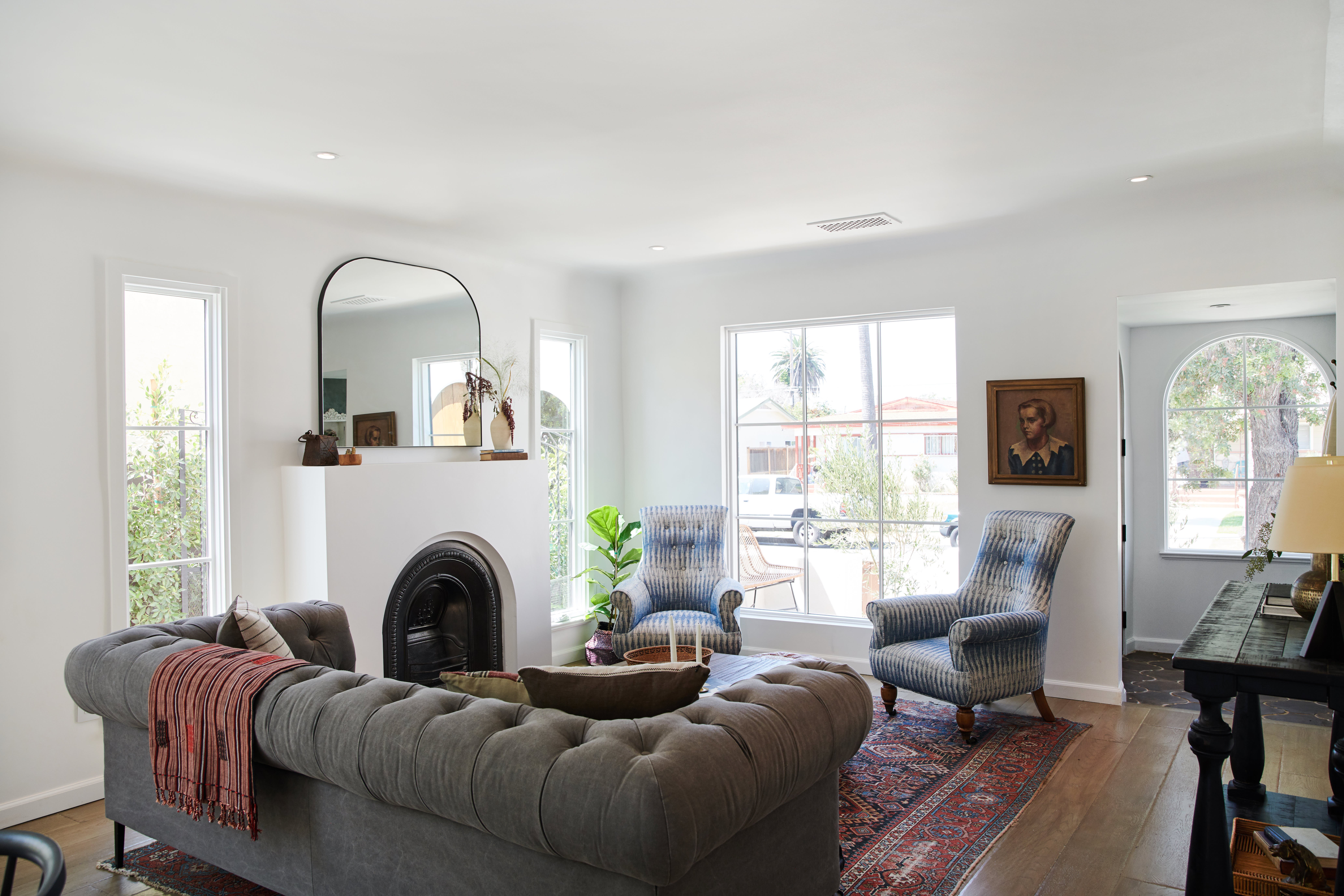 Home Tour A Spanish Bungalow Remodel Inspired By Travel Sunset Sunset Magazine