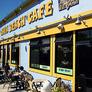 Java Beach Cafe at the Zoo