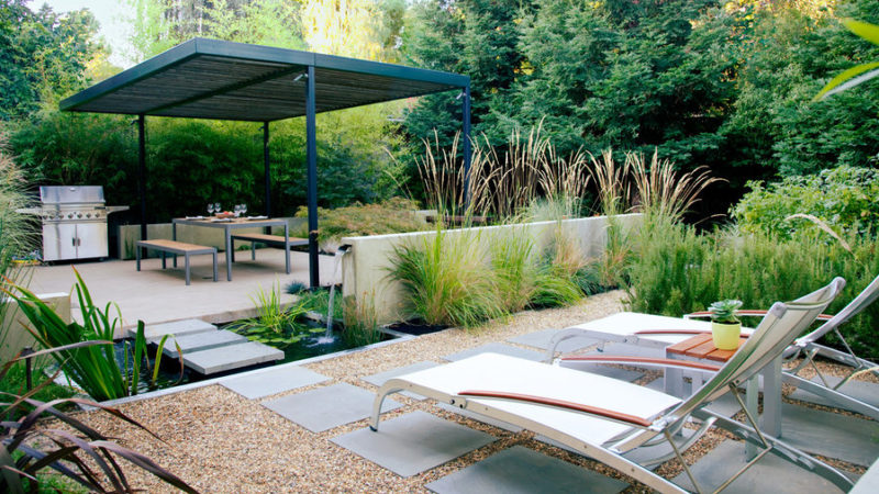 Small Backyard Design Ideas Sunset Magazine New Backyards By Design