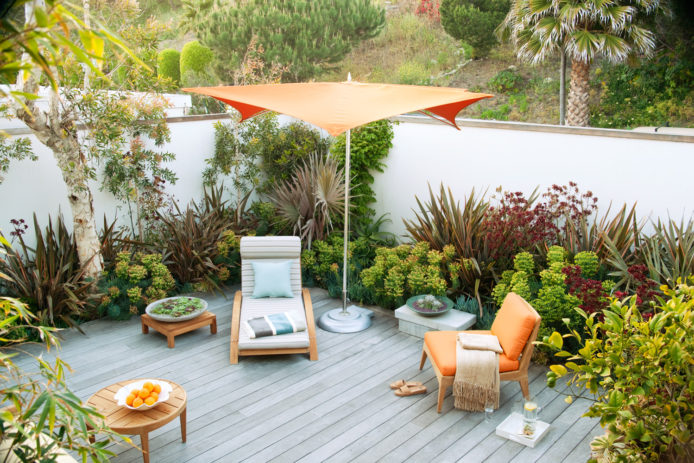 Big Style For Small Yards Design Ideas To Transform Tiny Spaces Sunset Sunset Magazine