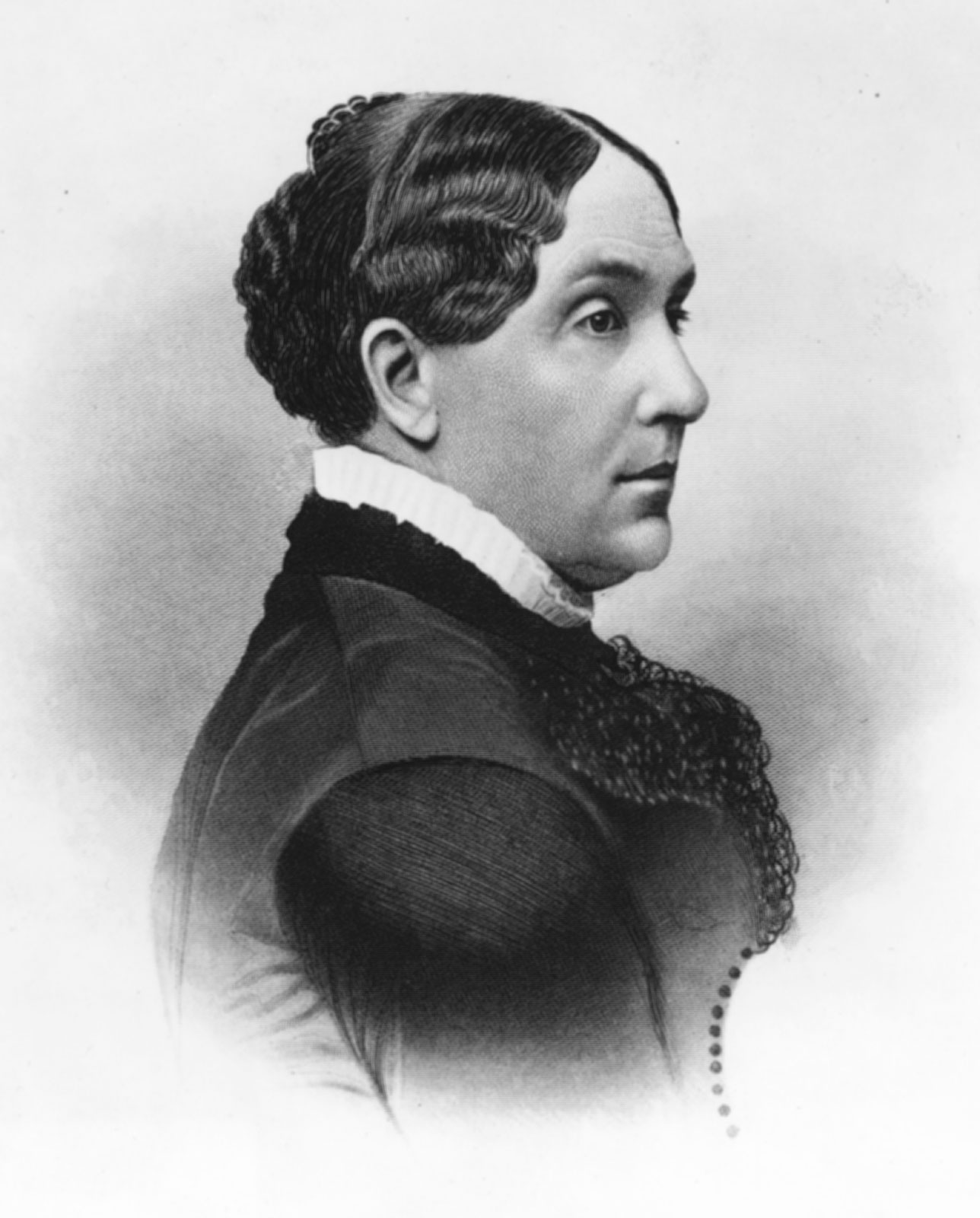 Suffragist and journalist Abigail Scott Duniway