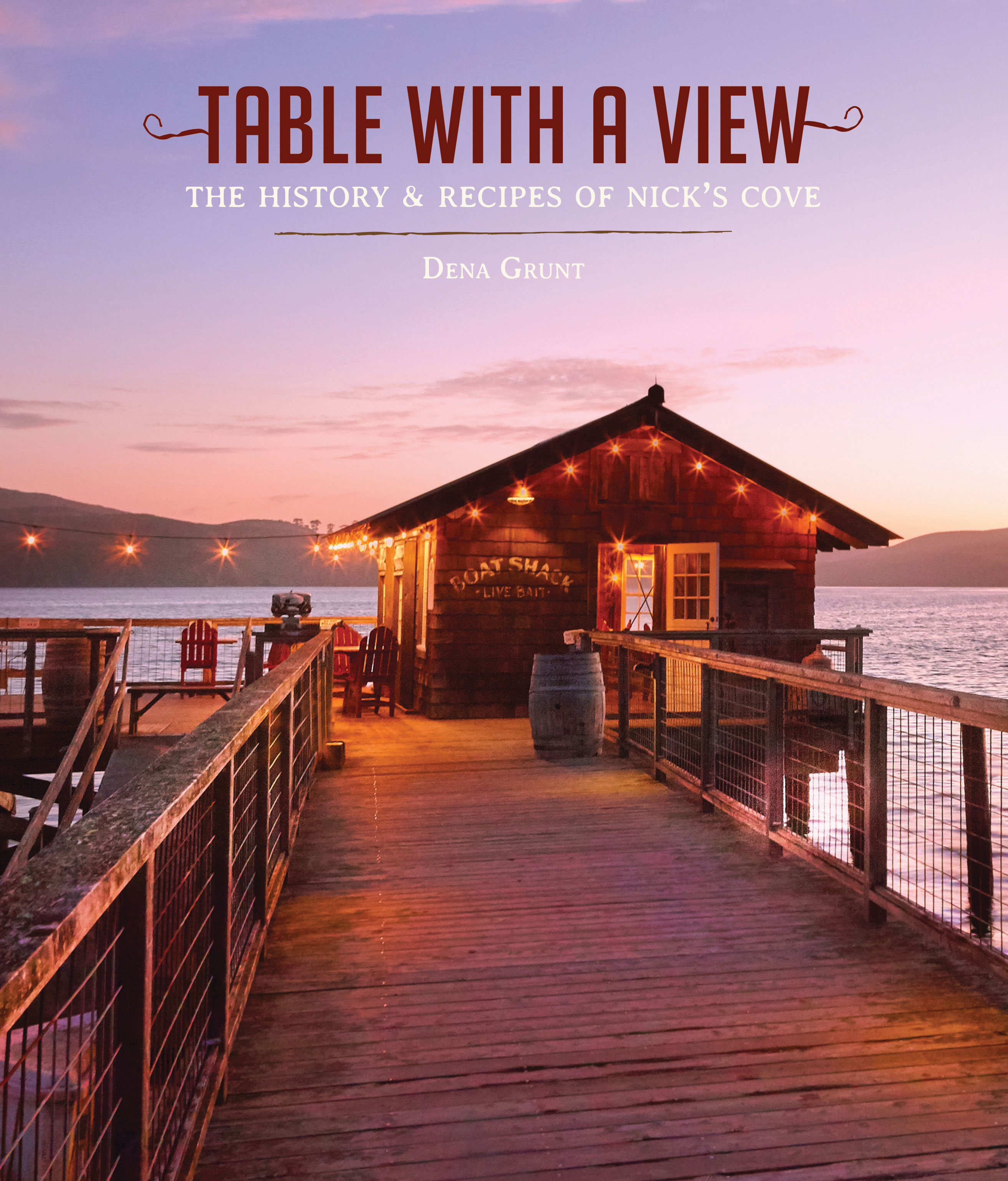 Table with a View Cover