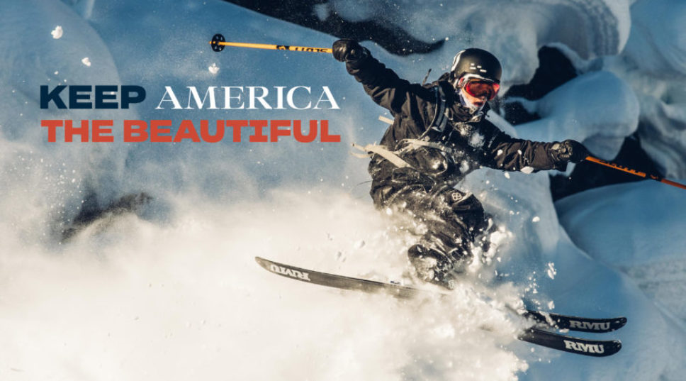 POW Keep America The Beautiful