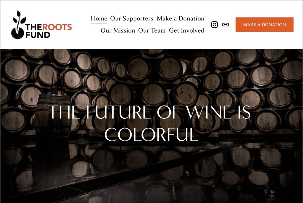 The Future of Wine Is Colorful