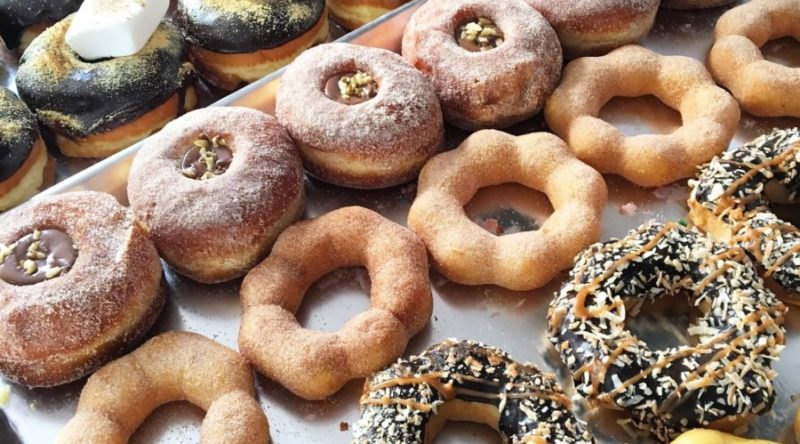 Top 10 Doughnut Shops in the West
