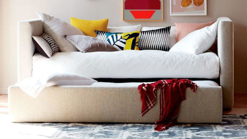 10 Perfect Daybeds for Luxe Relaxation