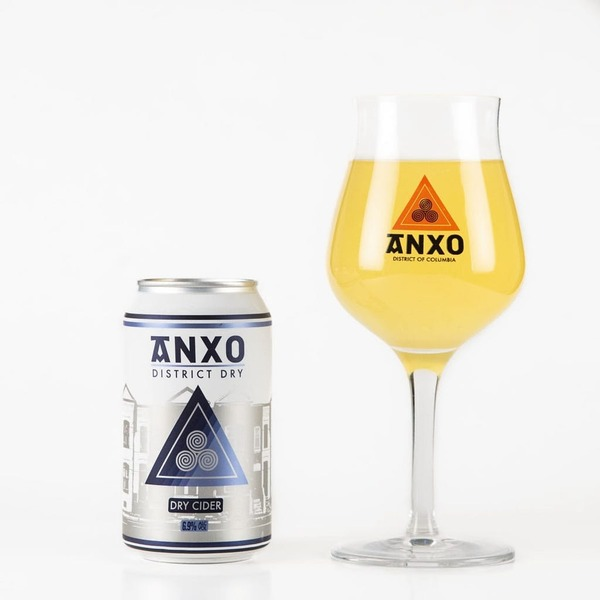 anxo district dry cider