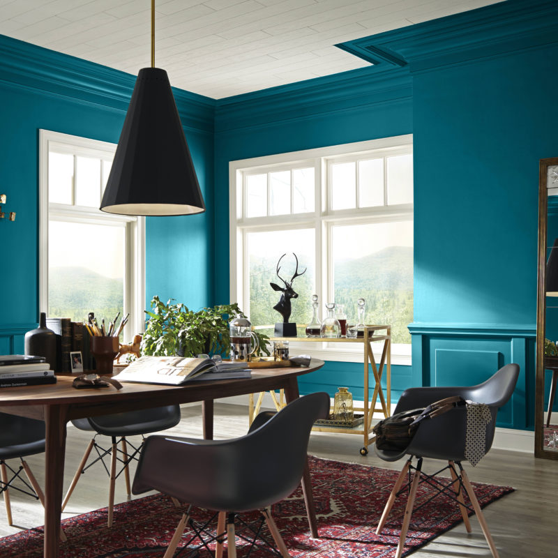 Interior Paint Colors We Loved in 2018 - Sunset Magazine
