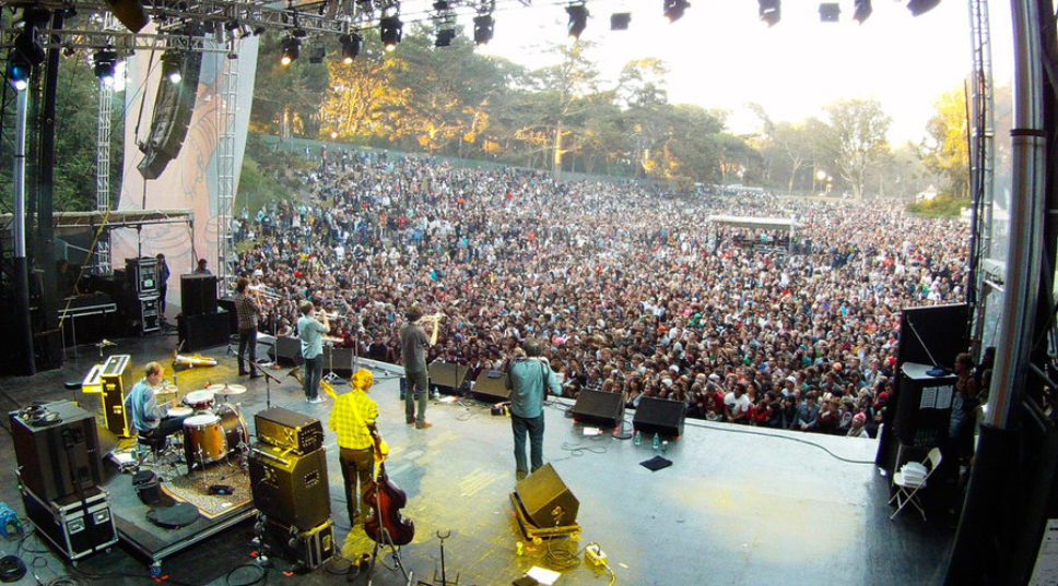 Outside Lands, San Francisco, CA, Aug 9-11