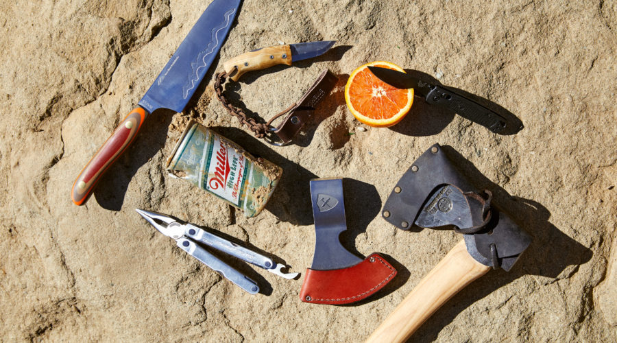 Best Knives and Axes for Camping