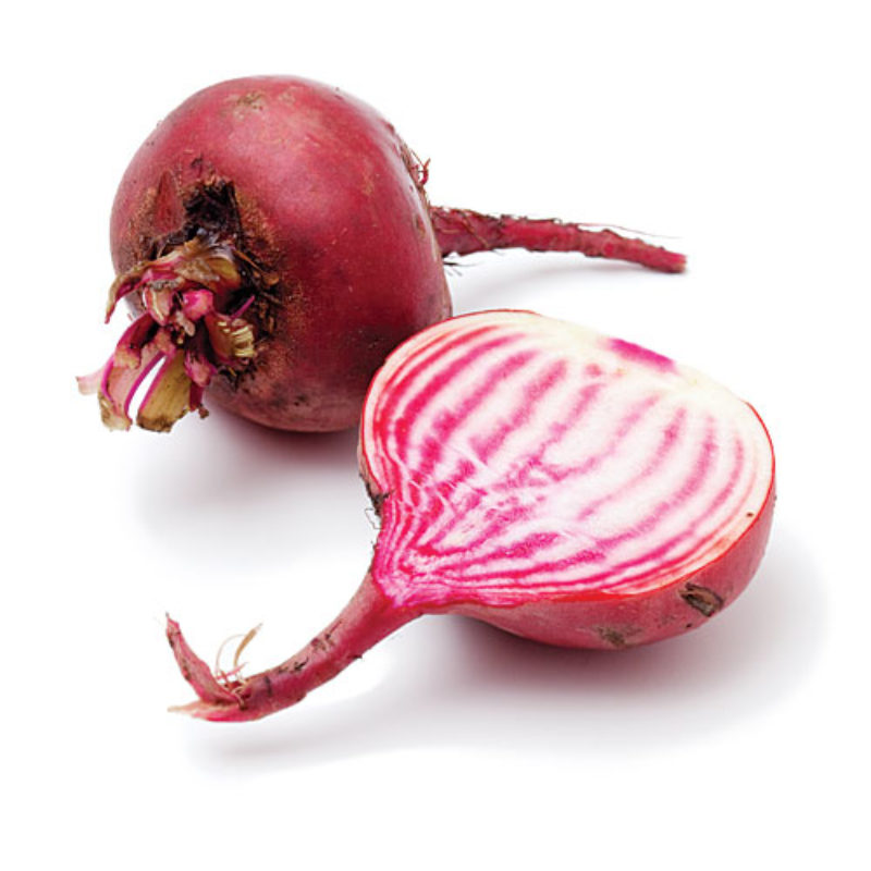 Chioggia beets (photography by Thomas J. Story)