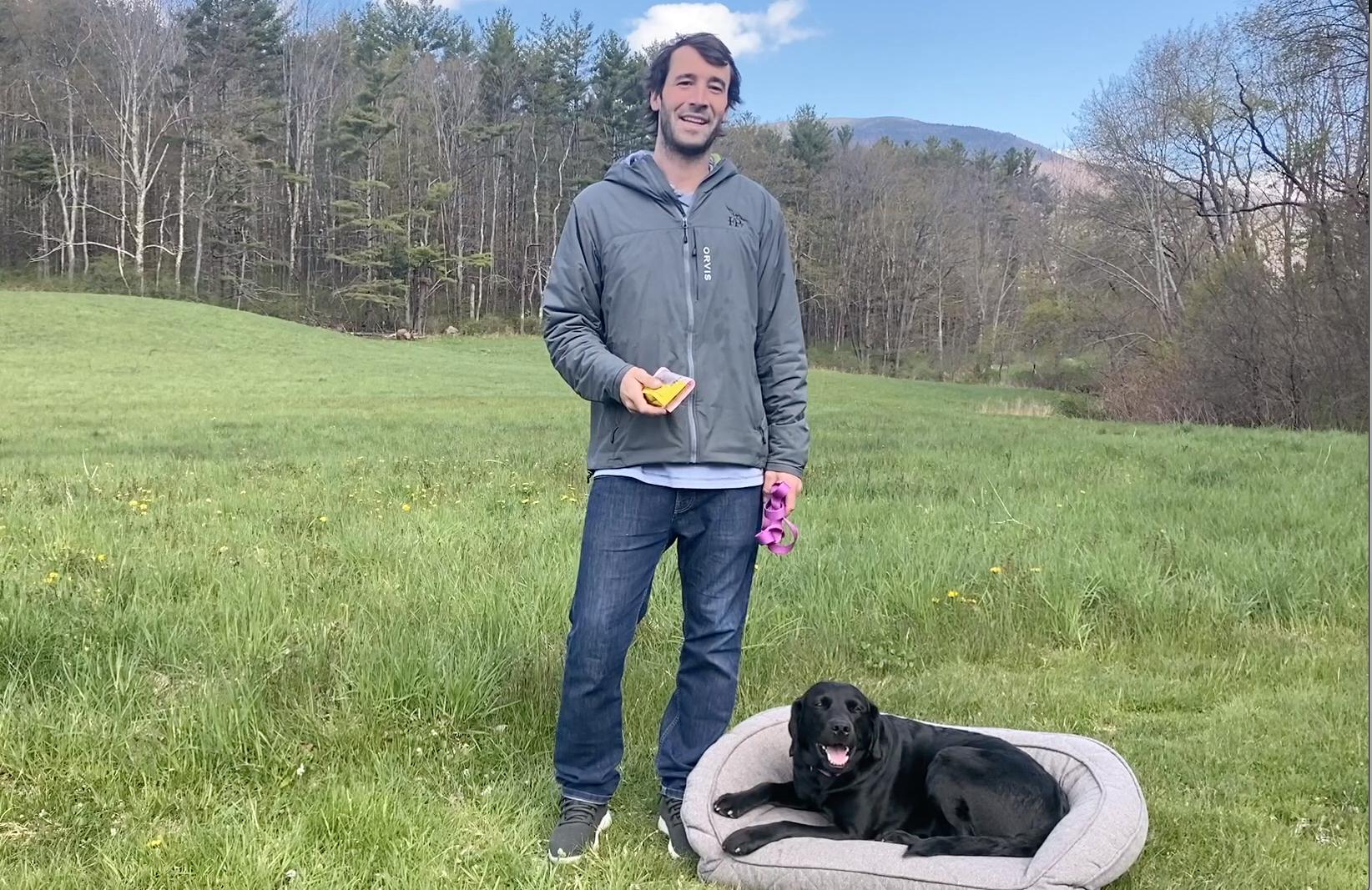 Charlie Perkins Dog Training