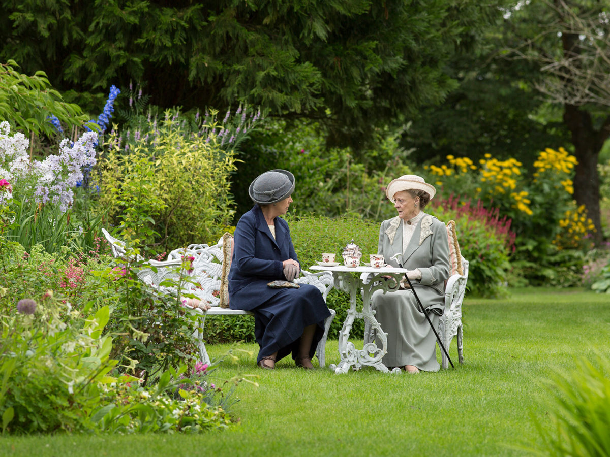 Grow Your Own Downton Abbey Inspired Garden With These Tips