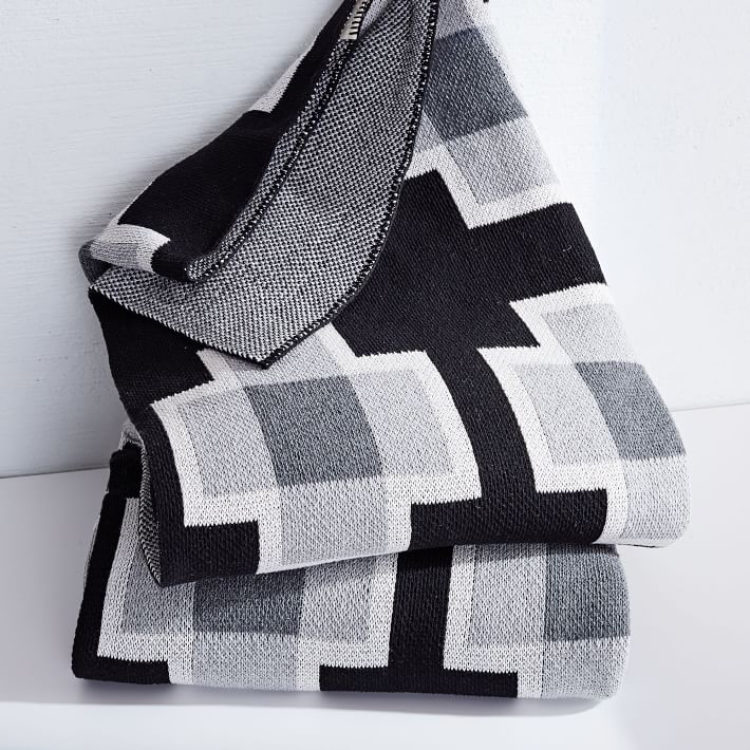 Recycled Cotton Throws