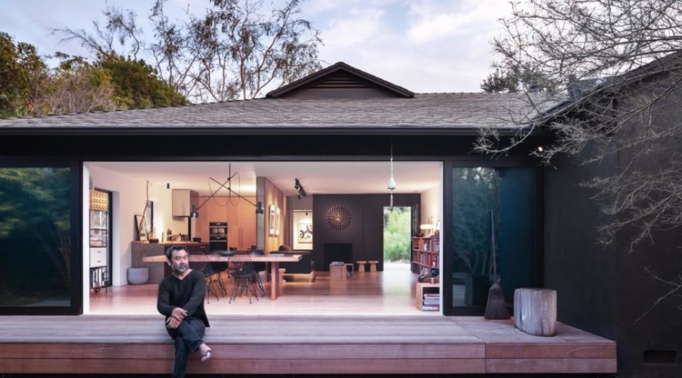 Two Architects Erase Everything Basic About Their Family's Ranch House