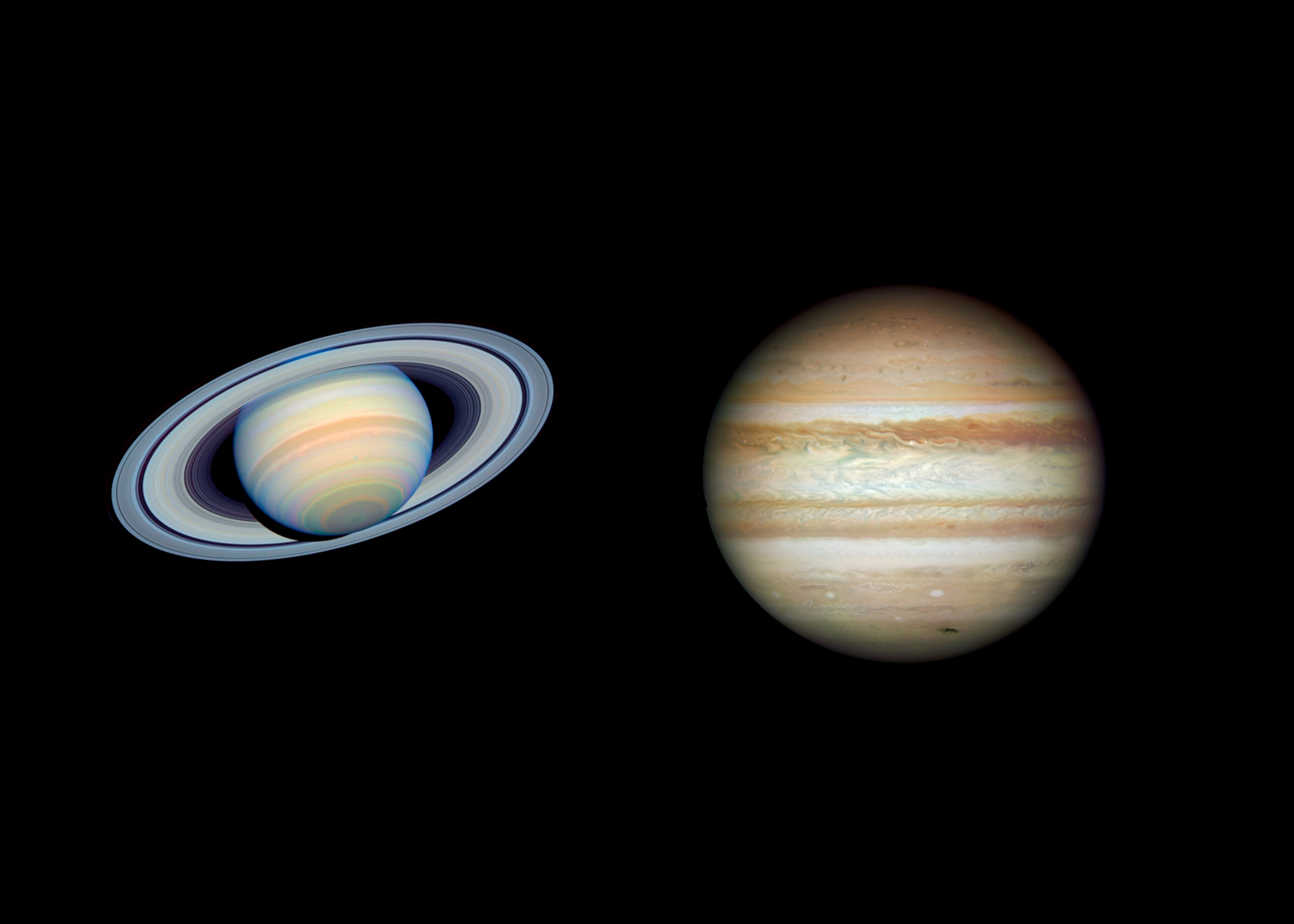 Conjunction Junction: Jupiter and Saturn Put on a Celestial Show - Sunset Magazine