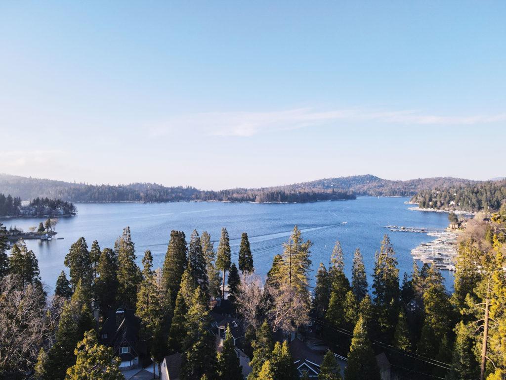 Lake Arrowhead Panorama