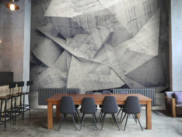 Cover Walls with a Mural