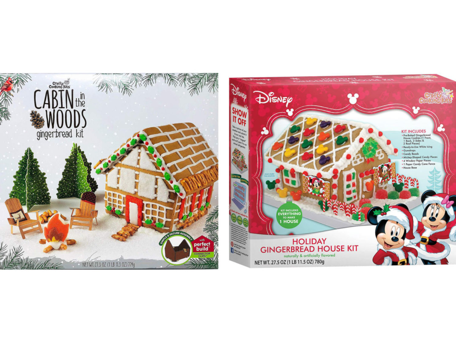 Gingerbread House Kits Featured Image