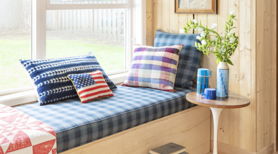 We're Mad for Plaid, the Classic Pattern Your House Needs Now