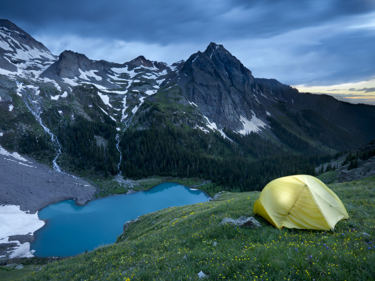 Camping Alone? What to Pack (Bear Canisters) and What to Leave Behind (Everything You're Scared Of)