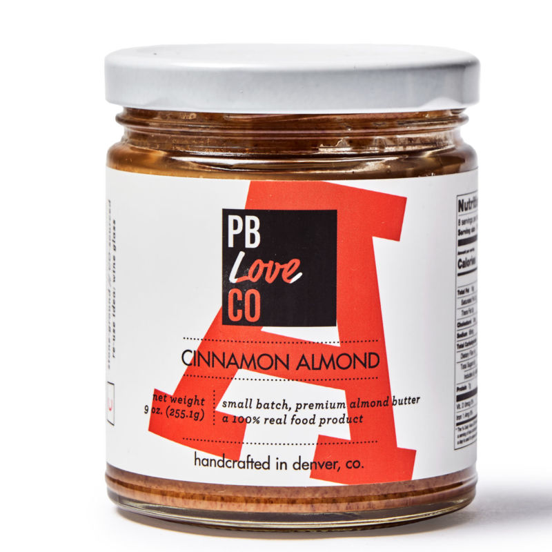 PB Love Co Almond Butter