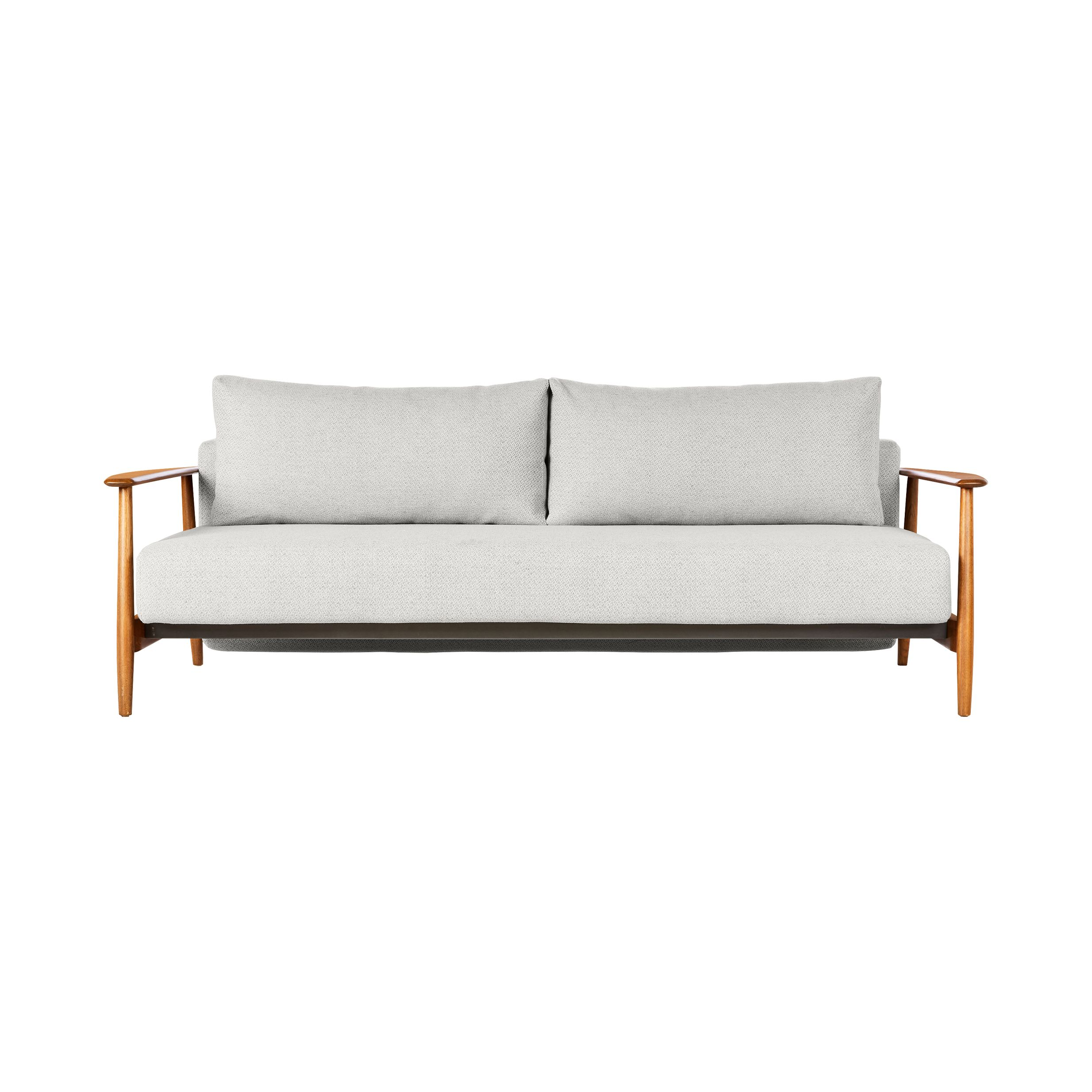 These Exposed Wood Frame Sofas Are A Minimalist S Must Haves Sunset Magazine