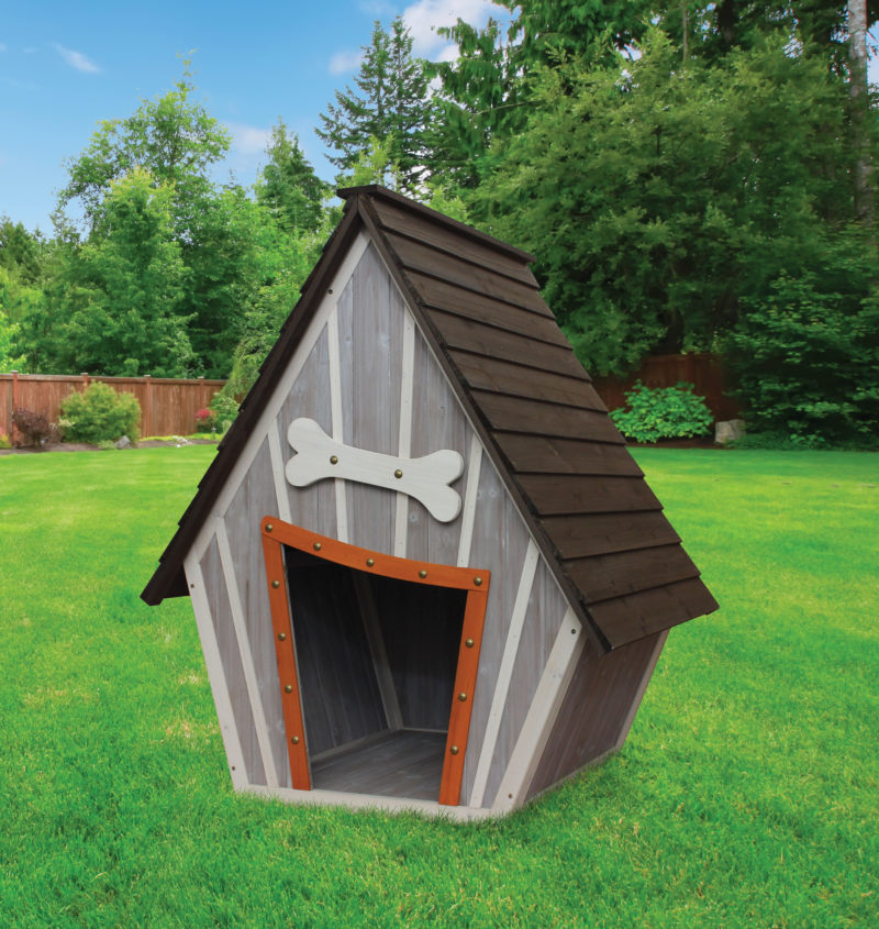 Doghouse Designs That Are Seriously Stylish